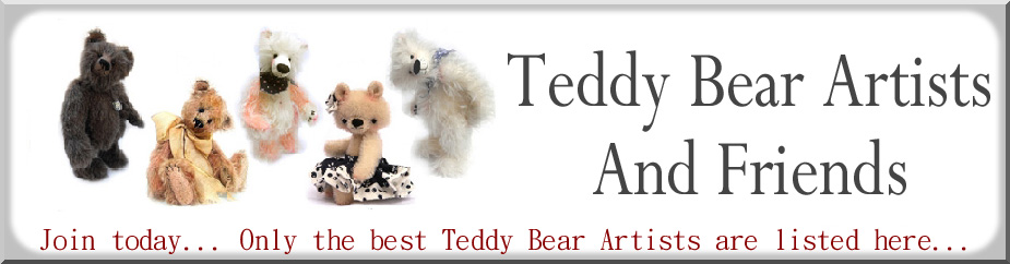 0000 TEDDY BEAR ARTIST BANER join today